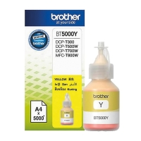BROTHER BT-5000Y ORIGINAL INK TANK YELLOW