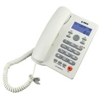 REACH โทรศัพท์ รุ่นKX-T3095 ชนิดตั้งโต๊ะหรือแขวนผนัง คละสี