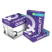 QUALITY PURPLE COPY PAPER A4 80G - WHITE - REAM OF 500 SHEETS