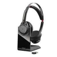 PLANTRONICS ชุดหูฟังบลูทูธ B825-M