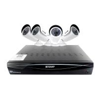 K-GUARD HD481-WA813FPK4 CCTV CAMERA