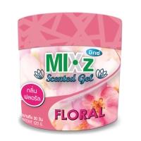 MIXZ เจลปรับอากาศ กลิ่นฟลอรัล 120 กรัม