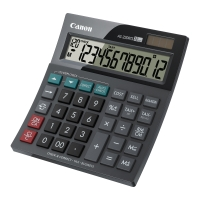 CANON AS-220RTS DESKTOP CALCULATOR 12DIGITS