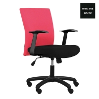ACURA OWNER/A OFFICE CHAIR FABRIC BLACK