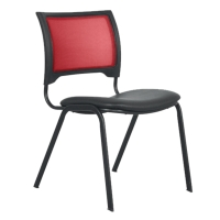 ACURA DV/C PARTY CHAIR RED