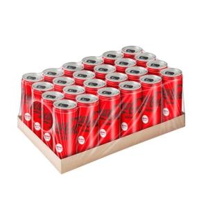 COKE ZERO น้ำอัดลม 325 มิลลิลิตร แพ็ค 24