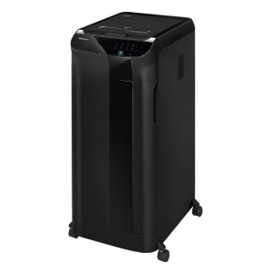 FELLOWES AUTOMAX 550C AUTOFEED SHREDDER CROSS CUT