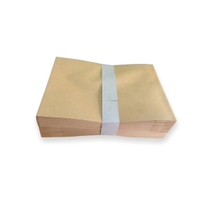 EXPANDING ENVELOPE KRAFT SIZE 9 X12.3/4  (C4) 125GRAM BROWN - PACK OF 500