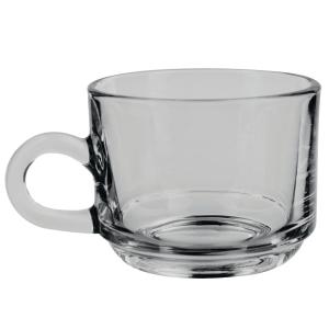 OCEAN COFFEE CUP GLASS PACK OF 6