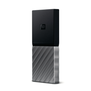 WD MY PASSPORT TYPE-C EXTERNAL SOLID STATE DRIVE USB3.1 256GB