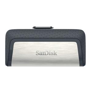 SANDISK แฟลชไดรฟ์ รุ่น SDDDC2 ULTRA DUAL USB-C ความจุ 64 GB