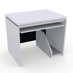 DESUKU FX800CU COMPUTER TABLE 80X80X75 CM RIGHT