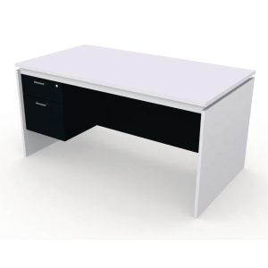 DESUKU FX1502 OFFICE TABLE 150X80X75 CM LEFT