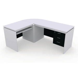 DESUKU FX160 SET1 OFFICE TABLE LEFT