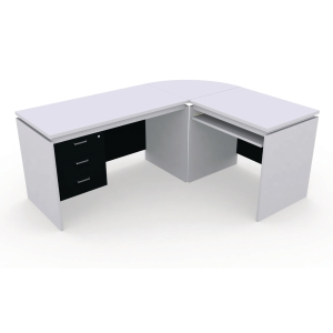 DESUKU FX160 SET1 OFFICE TABLE RIGHT