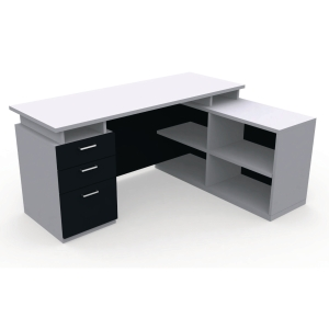 DESUKU FX160 SET2 OFFICE TABLE RIGHT