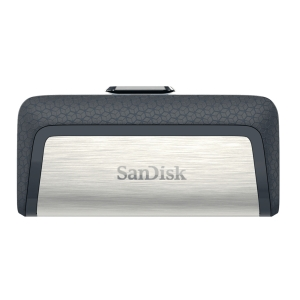 SANDISK แฟลชไดรฟ์ รุ่น SDDDC2 ULTRA DUAL USB-C ความจุ 128 GB
