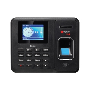 OFFICE PRO FS-201 FINGER PRINT TIME RECORDER