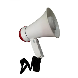 FS9S RECHARGEABLE MEGAPHONE 5W ASSORTED COLOURS