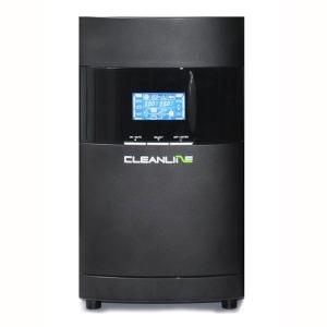 CLEANLINE เครื่องสำรองไฟ T-2000 2000VA/1800W สีดำ