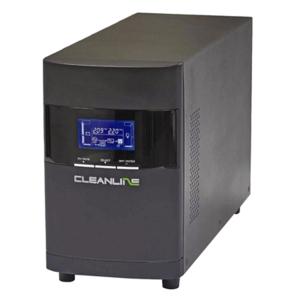 CLEANLINE เครื่องสำรองไฟ T-1500 1500VA/1350W สีดำ