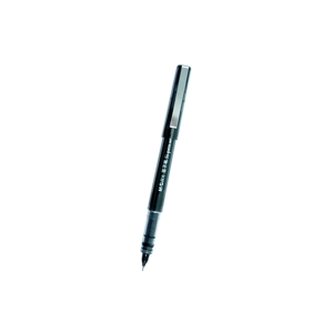 M&G ARP41801 NON-RETRACTABLE ROLLER BALL PEN 0.5MM BLACK
