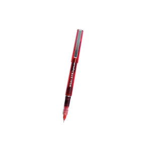 M&G ARP41801 NON-RETRACTABLE ROLLER BALL PEN 0.5MM RED