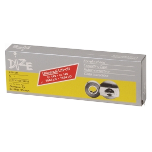 DIZE GR-143 CORRECTION COMPATIBLE CORRECTION TAPE