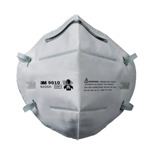 3M 9010 DISPOSABLE MASKS N95 - BOX OF 50