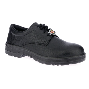WARRIOR 7198 SAFETY SHOE PU SOLE 37 BLACK