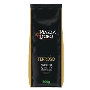 PIAZZA DORO TERROSO COFFEE BEAN  500 GRAM