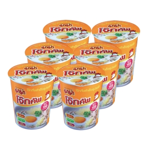 MAMA INSTANT JOKE CUP CHICKEN  PACK OF 6