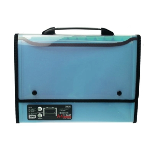 ORCA EX-101 EXPANDING FILE A4 ASSORTED COLOURS