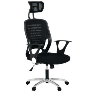 ACURA เก้าอี้ผู้บริหาร รุ่น ZOKO/H ผ้า สีดำ-สีดำ