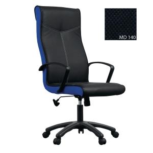 ACURA เก้าอี้ผู้บริหาร รุ่น OPPA/H หนังPU สีดำ-สีดำ