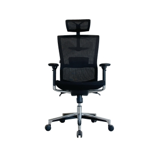 ELEMENTS TIVOLI EM-208E EXECUTIVE CHAIR MESH FABRIC BLACK