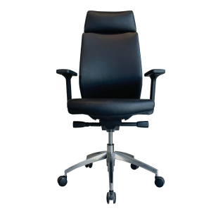 ELEMENTS PAVIA EM-802EV EXECUTIVE CHAIR PU LEATHER BLACK