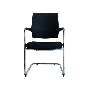 ELEMENTS PAVIA EM-803G WAITING CHAIR BLACK