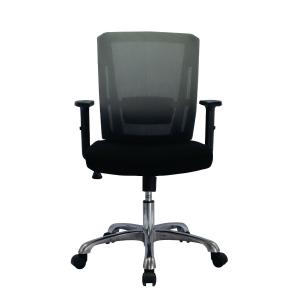 ZINGULAR เก้าอี้สำนักงาน รุ่น HANNAH ZR-1021 ผ้า สีดำ