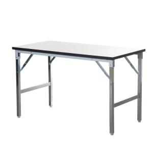 ZINGULAR โต๊ะอเนกประสงค์พับได้ รุ่น TFP-80150 ขนาด 150X75X75 ซม.