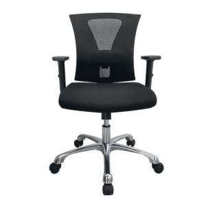 ZINGULAR AVA ZR-1014 OFFICE CHAIR MESH FABRIC BLACK