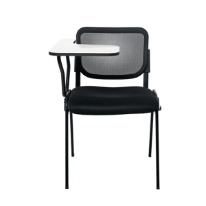 ZINGULAR EMMA ZR-1005/P LECTURE CHAIR MESH FABRIC BLACK