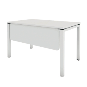 ELEMENTS 5DF-1260 OFFICE DESK FORM 5 120X60X75 CM WHITE