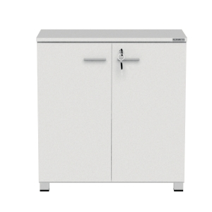 ELEMENTS ตู้เก็บเอกสาร รุ่น DLO-8080 80X40X85 ซม. สีขาว