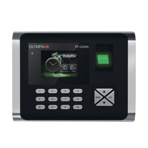 OLYMPIA TP-2302N FINGER PRINT TIME RECORDER