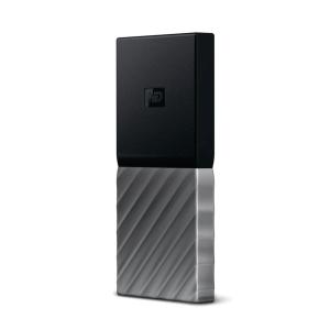 WD เอ็กซ์เทอร์นอล รุ่น MY PASSPORT SSD 1TB สีดำ