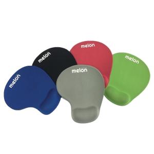 MELON แผ่นรองเมาส์ รุ่น MP-1800 ขนาด 19X23 ซม. คละสี