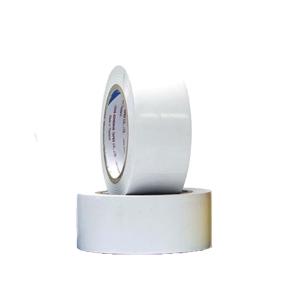 LOUIS เทปตีเส้นพื้น PVC ชนิดแข็ง 48 มิลลิเมตร X 33 เมตร สีขาว
