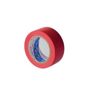 LOUIS เทปตีเส้นพื้น PVC ชนิดแข็ง 48 มิลลิเมตร X 33 เมตร สีแดง