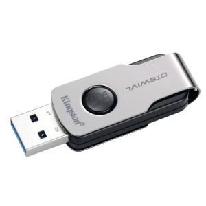 KINGSTON แฟลชไดร์ฟ รุ่น DTSWIVL USB 3.0 ความจุ 64 GB